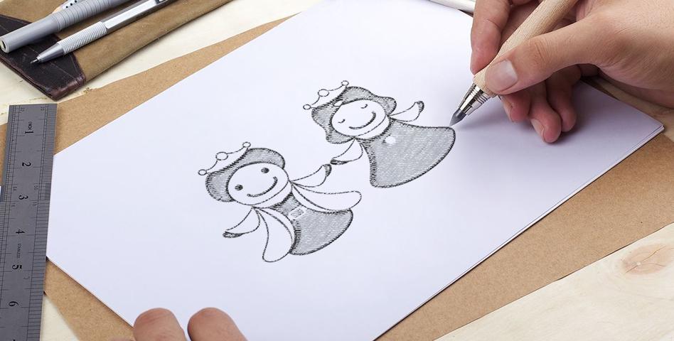 百適利益童屋品牌形象設計